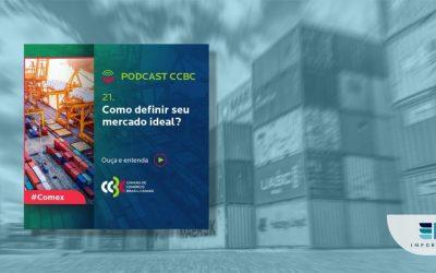 Podcast Comex – Como definir mercado ideal para o comércio exterior