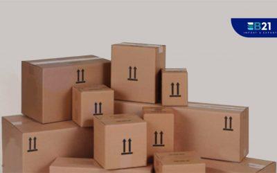 A importância da embalagem para a exportação