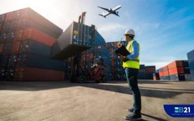 Principais etapas da exportação