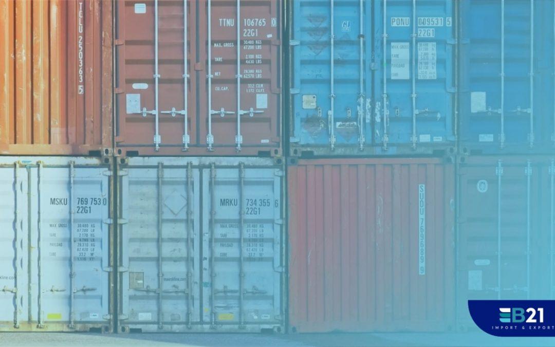 Erros mais comuns na exportação